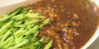 ★ザージャー麺へのこだわり。★