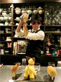 eve cafe bar open ♪ というかただの営業時間延長(笑) -Mens apparel ADAM-