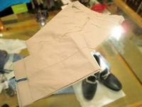 パンツの裾の幅について ~メンズ編~