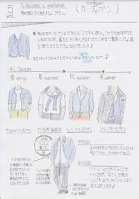 ファッション解説 Vol.10 〜カーディガン編 メンズ〜