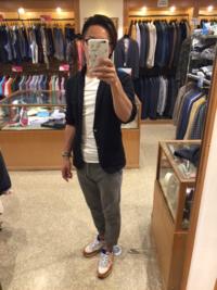 ファッション解説 Vol.22 〜インナー編 メンズ - 続 - 〜