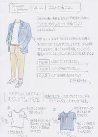 ファッション解説 Vol.21 〜インナー編 メンズ〜