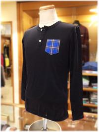 KOBE TARTAN 神戸タータン 長袖Tシャツ入荷案内 -Mens apparel ADAM-