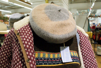 ベレー帽やニット帽をLILASIC、NORTHERN TRUCKとコーディネイト