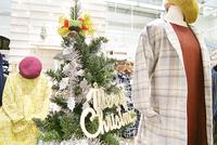 クリスマス&お正月のおでかけチュニック