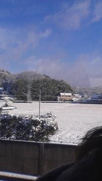 ❤三田は雪国❤
