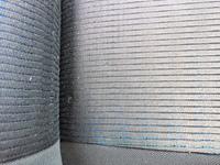 VOXY 運転席シートのタバコ焦げ穴 修理
