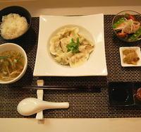 【2F/イヴカフェ】★水餃子定食★