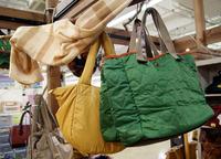 あったかバッグで冬ファッションをコンプリート