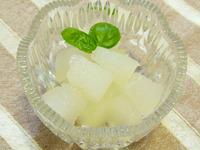 冬瓜の甘酢漬け
