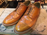 OAK STREET  bootmakers×ヴィンテージスチール
