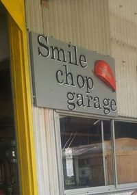 Smile chop garage