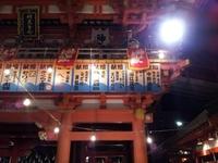 生田神社の大晦日
