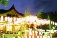 楠公さんの夏祭り