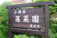 箱根蓬莱園
