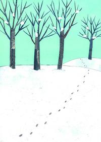 牧野香織個展「12月」12/16(土)より始まります。臨時休業と年末年始冬季休業のお知らせ