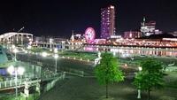 綺麗な夜景で!