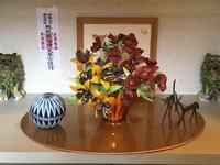秋カラーアレンジ-セラフィオーレ20