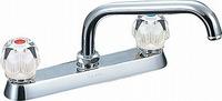 キッチン水栓の寸法