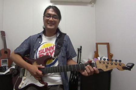 ギターレッスン教室 神戸~大阪間 マイナーコードについて