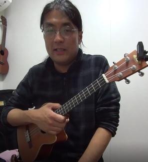 ウクレレ個人レッスン教室 神戸・大阪 初心者の方のための『いちご白書をもう一度 』弾き方、演奏動画