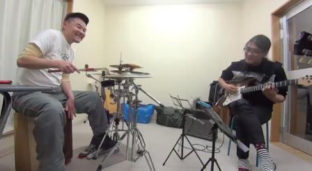 エレキギターレッスン 神戸 サークル音楽教室