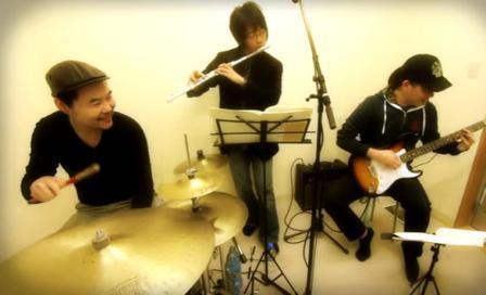 カホンレッスン教室 神戸 セッション