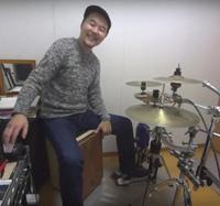カホンレッスン教室 神戸・大阪 パイプラインをカホン演奏して頂きました!