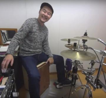 カホンレッスン教室 神戸・大阪 カホン叩き方、演奏