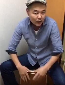 カホンレッスン教室 神戸・大阪 カホンソロ