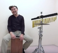 カホンレッスン教室 神戸・大阪 ウィンドチャイム演奏法