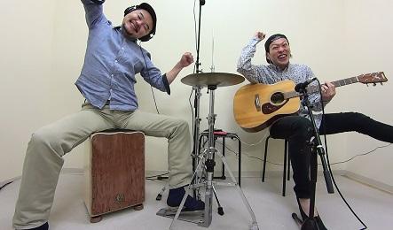 カホンレッスン教室 神戸・大阪 カホンソロレッスン演奏、カホン叩き方
