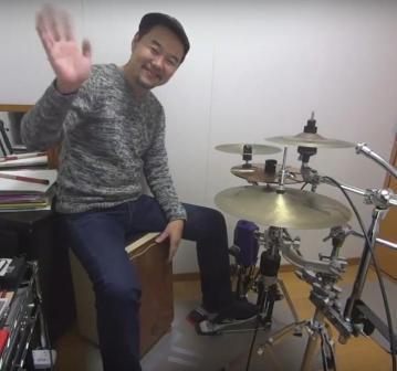 カホンレッスン教室 神戸・大阪 恋人たちのクリスマスカホン演奏