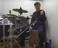 カホンレッスン教室 神戸・大阪 CAN'T TAKE MY EYES OFF YOUをカホン演奏して頂きました!