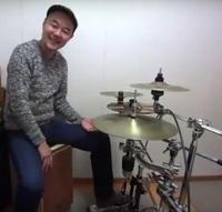 カホンレッスン教室 神戸・大阪 16ビート スローについて演奏をして頂きました。