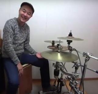 カホンレッスン教室 神戸・大阪 16ビート スロー カホン演奏