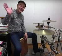 カホンレッスン教室 神戸・大阪 ヘビーローテーション カホン叩き方について教えて頂きました!