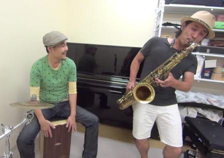 カホンレッスン教室 神戸~大阪間 ポピュラーソングのカバー演奏