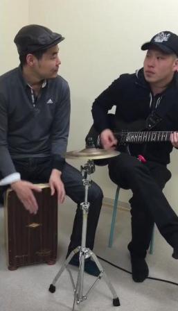 カホンレッスン教室 神戸 メトロノームの練習方法