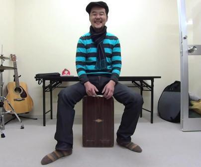カホンレッスン教室 神戸 20140214