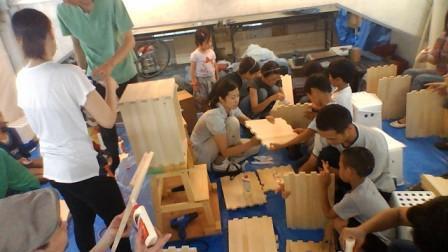 カホンレッスン教室 神戸 20140729