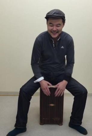 カホンレッスン教室 神戸 宝島