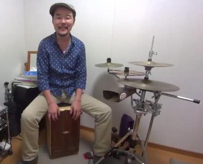 カホンレッスン 神戸~大阪 サークル音楽教室
