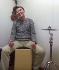 カホン個人レッスン教室 神戸 ルパン三世のテーマ 木簡5重奏用