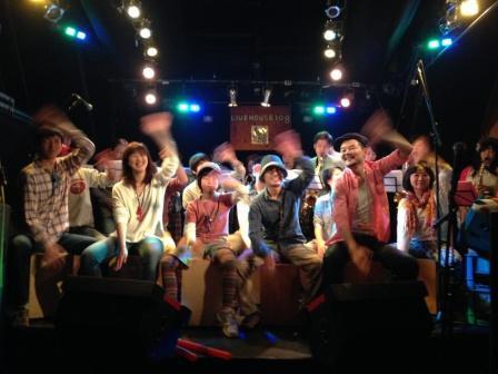 カホン(パーカッション)ワークショップ ライブイベント神戸