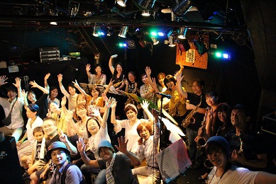 カホン ライブ ワークショップ イベント 神戸・大阪 2017