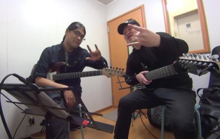 ギターレッスン教室 神戸 重金属部