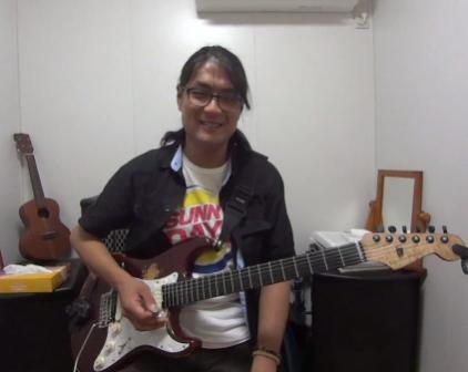 ギターレッスン教室 神戸 初心者講習6
