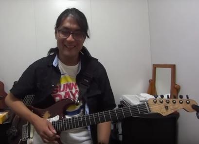ギターレッスン教室 神戸・大阪 卒業ソングをギター演奏