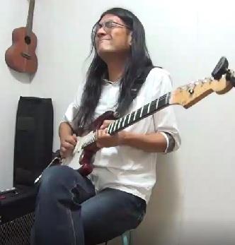 ギターレッスン教室 神戸・大阪 ギター演奏 Every Breath You Take
